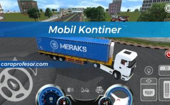 Mobil Kontiner