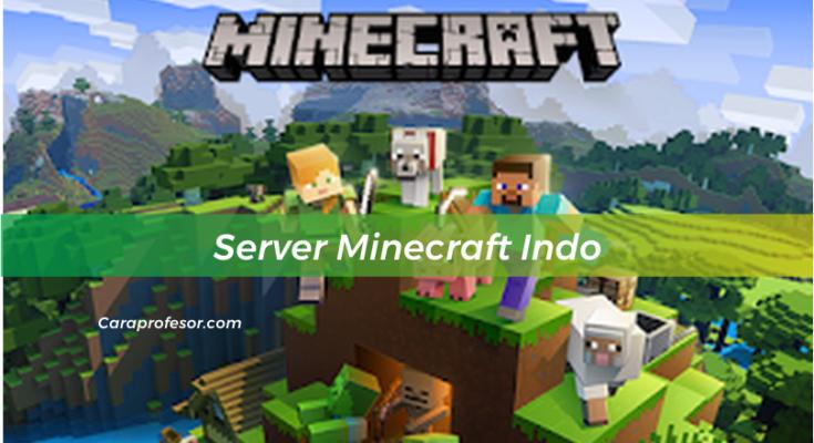 Server Minecraft Indo