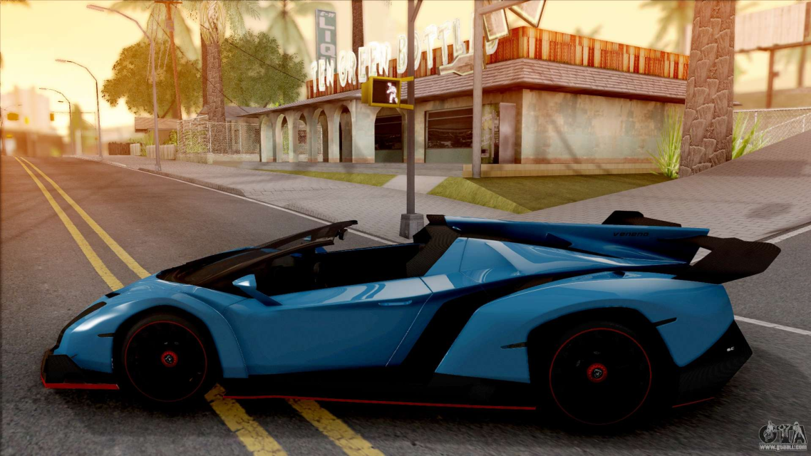 Cheat GTA San Andreas PS2 Mobil Lamborghini