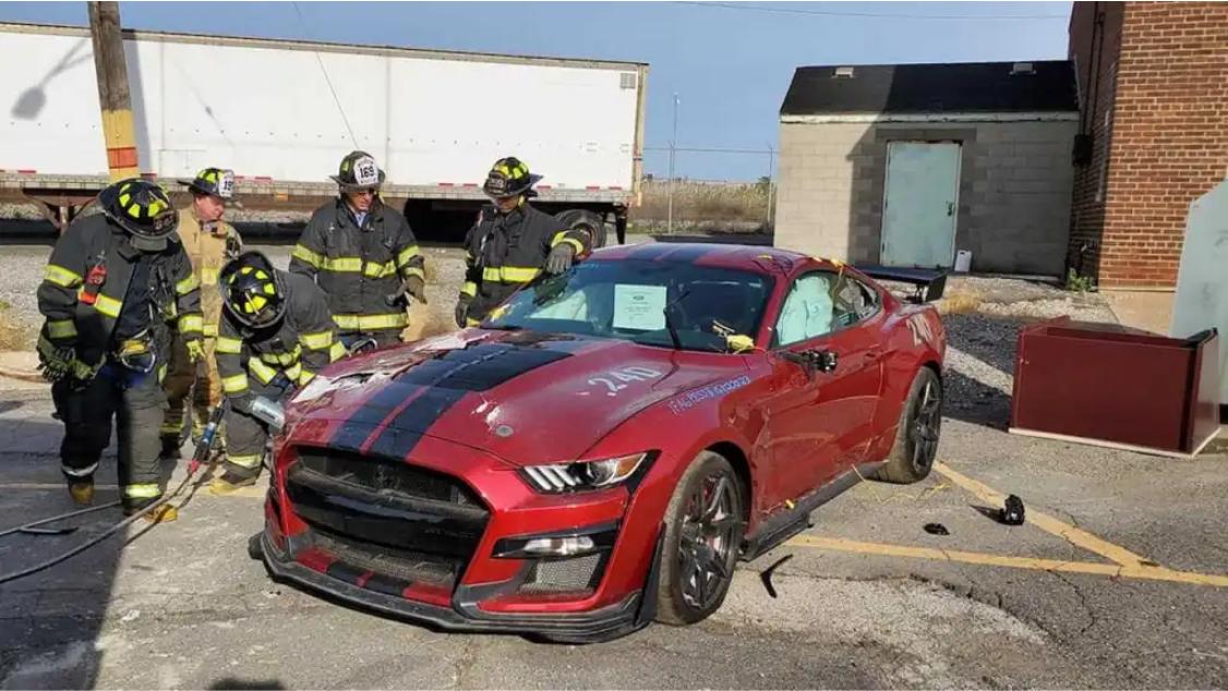 Mustang Mobil