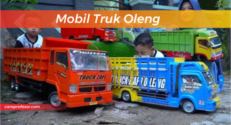 Mobil Truk Oleng