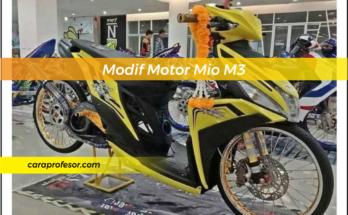 Modif Motor Mio M3