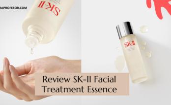 Review SK-II Facial Treatment Essence