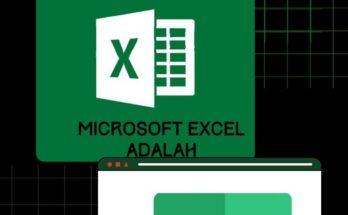 microsoft excel adalah