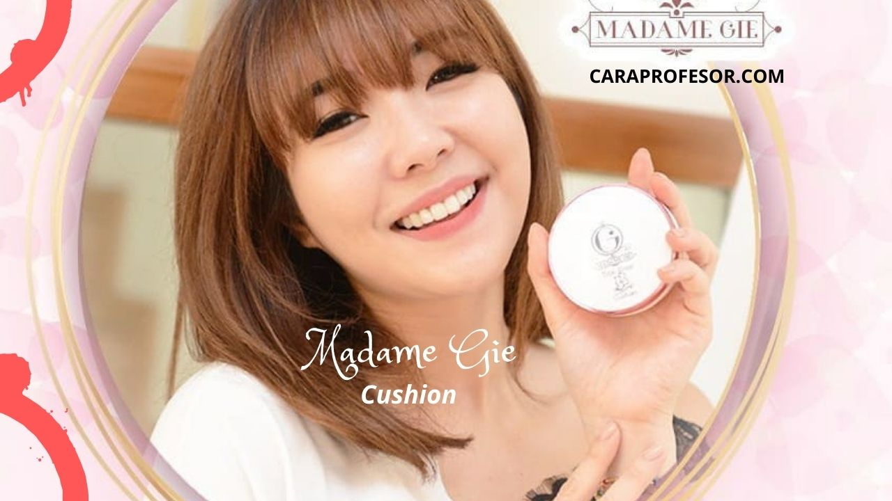 Review Cushion Madame Gie