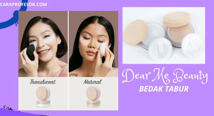 Dear Me Beauty Powder