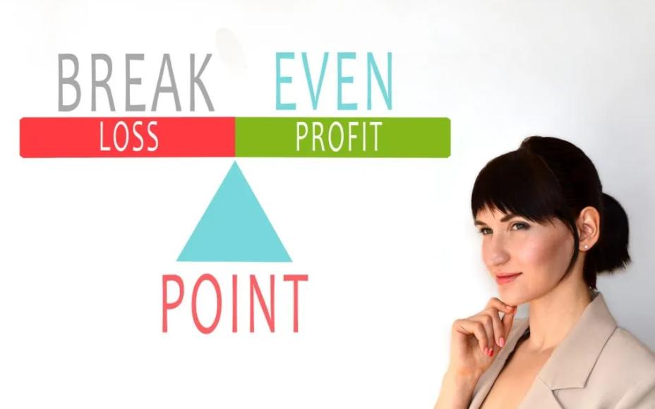 manfaat break even point