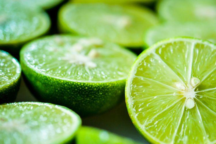 cara turunkan berat badan dengan jeruk nipis
