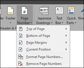 Cara Memberikan Halaman pada Microsoft Word