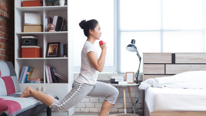 apa manfaat olahraga bagi tubuh