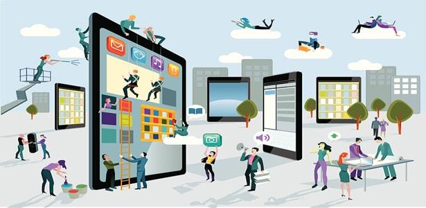 sejarah teknologi informasi komunikasi